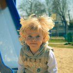 toboggan enfant