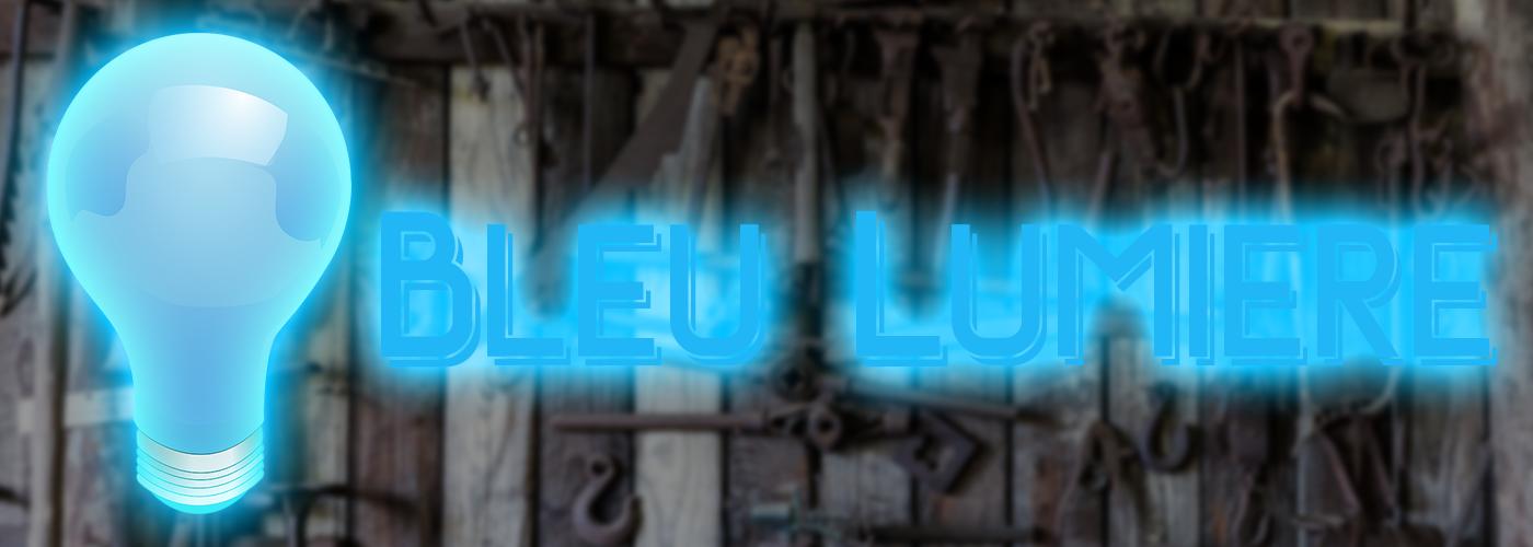 Bleu lumiere